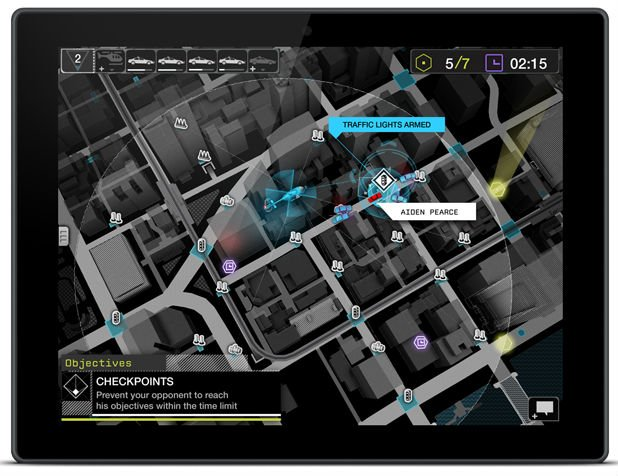 Hack The World With Watch Dogs Mobile Companion Game CtOS Android Central