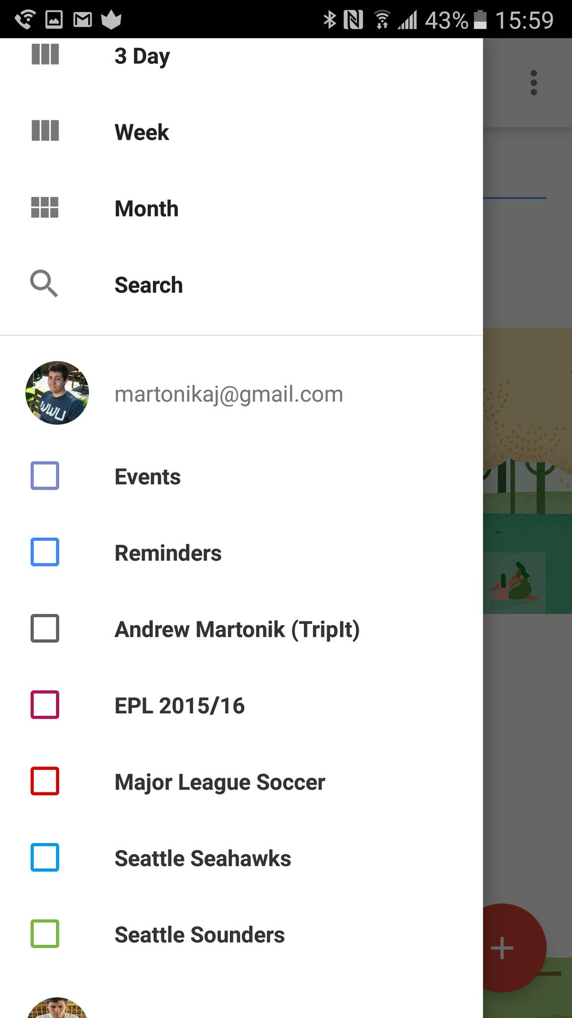 Calendar Not Syncing Android Phone
