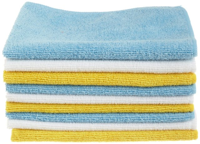 AmazonBasics microfiber cloths