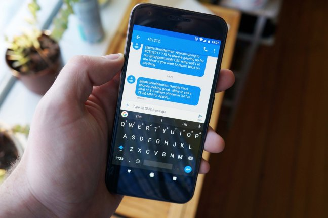 gboard-hero-pixel Best Keyboard for Android Android