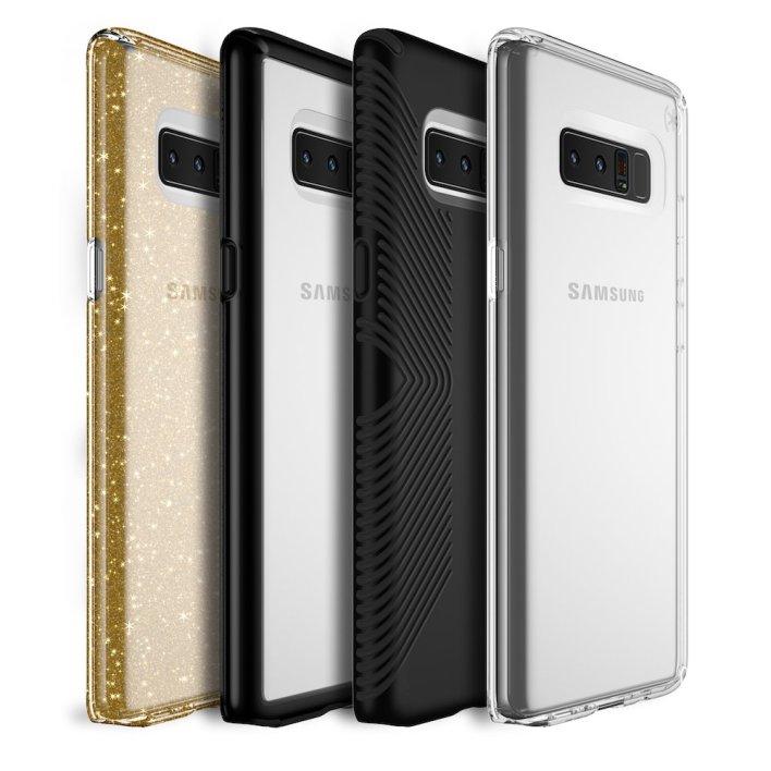 Coques Speck pour le Galaxy Note 8