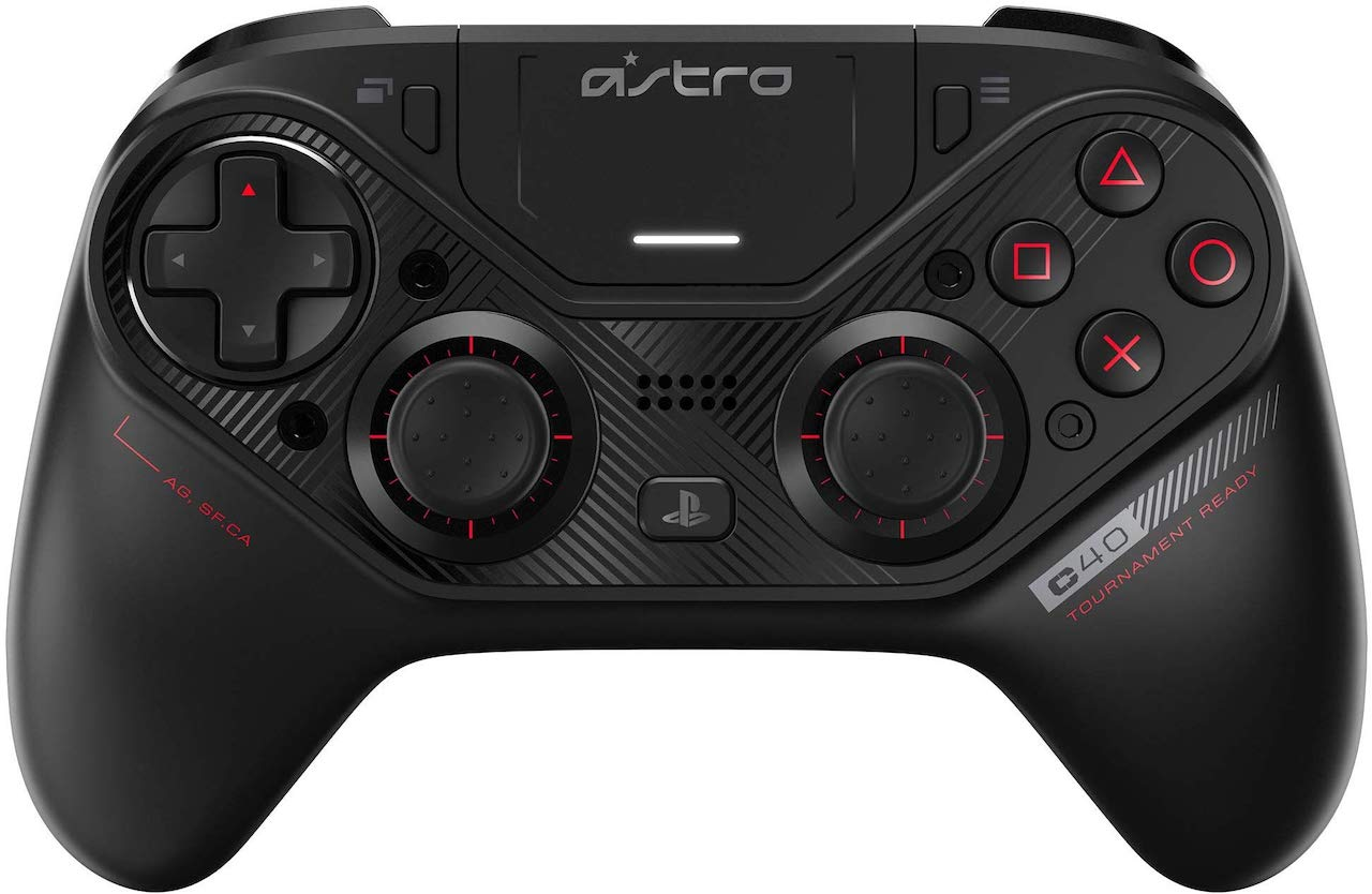 Customizable PlayStation 4 Astro Gaming C40 TR Controller
