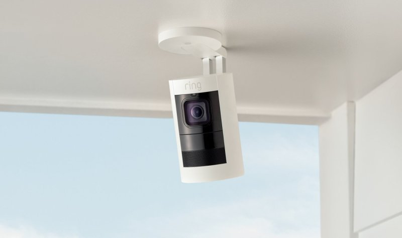Ring Stick Up Camera ceiling mount