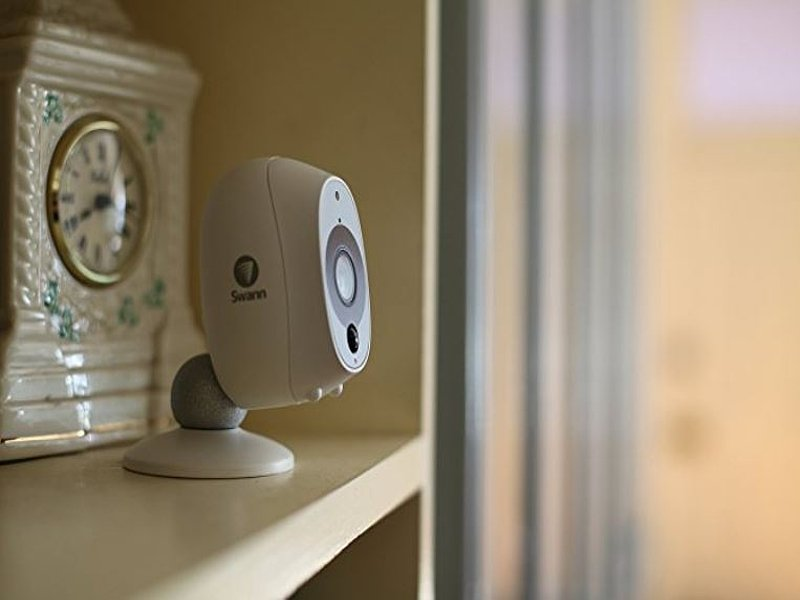Outside Your Home Cameras