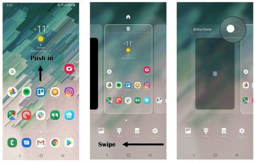 How to completely disable Bixby on your Galaxy phone 8