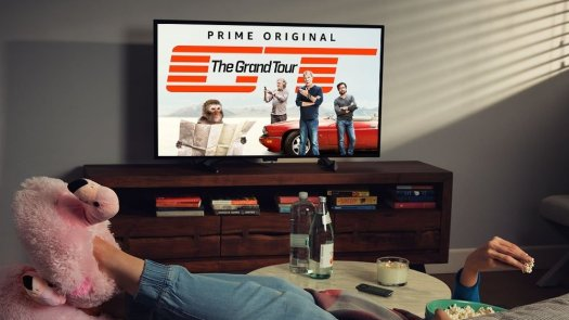 Amazon Fire TV Stick basic official lifestyle