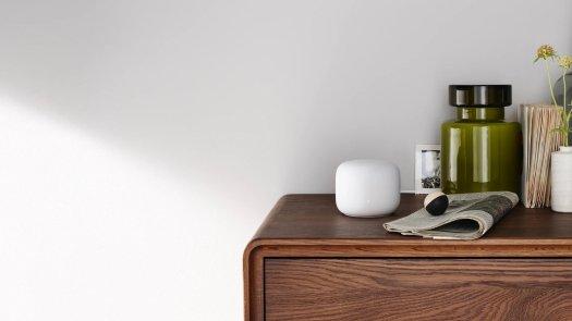 Google Nest Wifi blending in