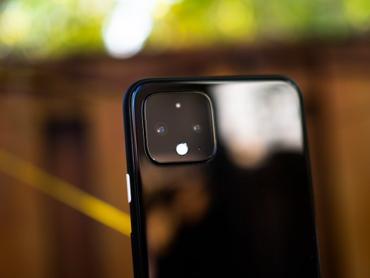 Pixel 4 Rear Camera