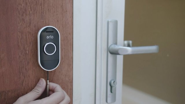 Arlo Audio Doorbell official lifestyle
