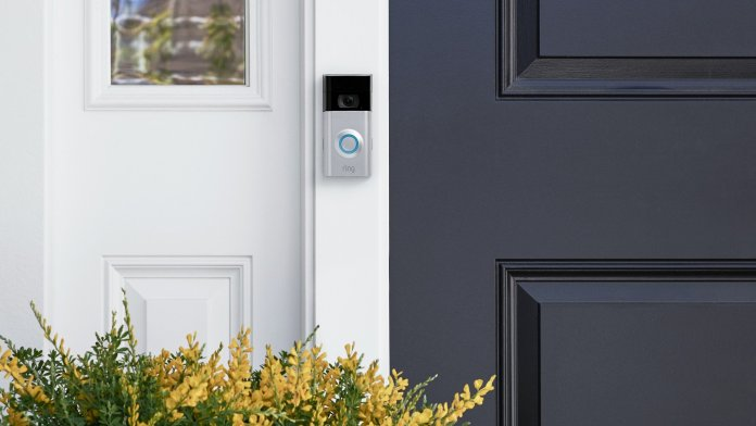 Ring Video Doorbell official lifestyle