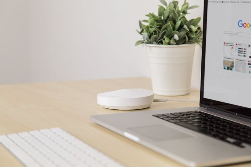TP-Link Deco M5 with PC