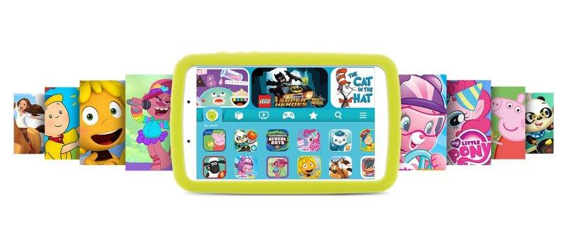 Samsung Galaxy Tab A Kids Lifestyle