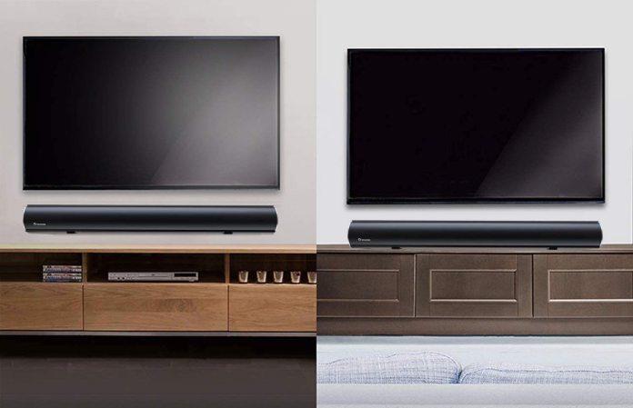 Wohome TV Sound Bar S28 Lifestyle