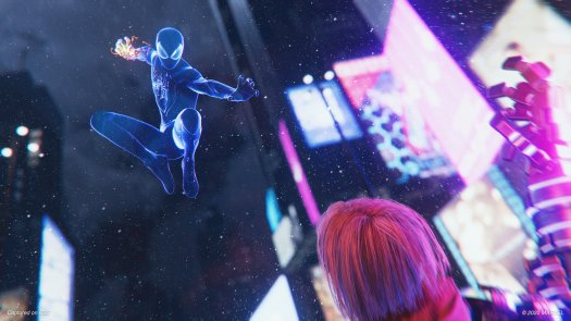 Marvels Spider Man Miles Morales Invisible