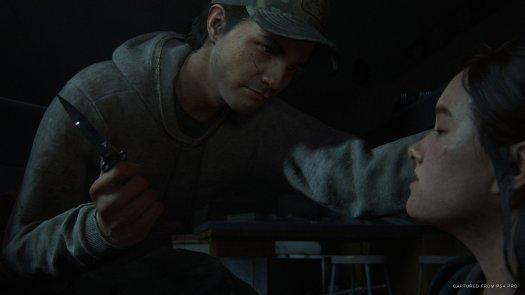 The Last Of Us Part Ii Hostage