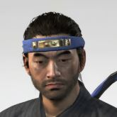 Ghost Of Tsushima Clear Summer Headband Cropped