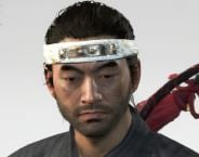 Ghost Of Tsushima Headband Of Peace Cropped