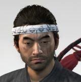 Ghost Of Tsushima Healers Headband Cropped