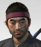 Ghost Of Tsushima Plum Blossom Headband Cropped