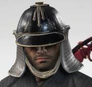 Ghost Of Tsushima Sakai Clan Helmet Improved Cropped