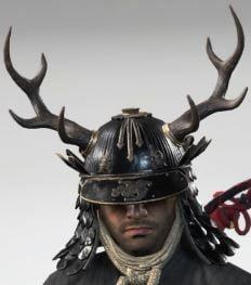 Ghost Of Tsushima Sakai Clan Helmet Refined Cropped