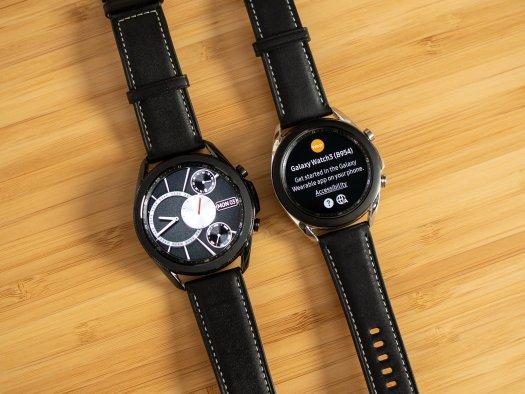 Galaxy Watch 3 Both Sizes