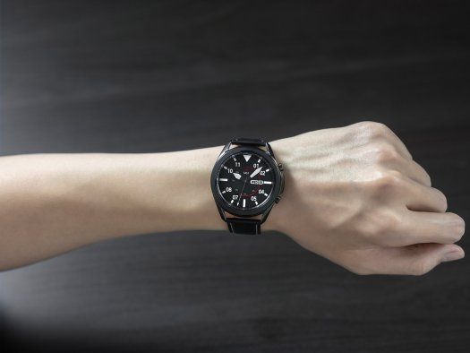 Galaxy Watch 3 Lifestyle On Hand