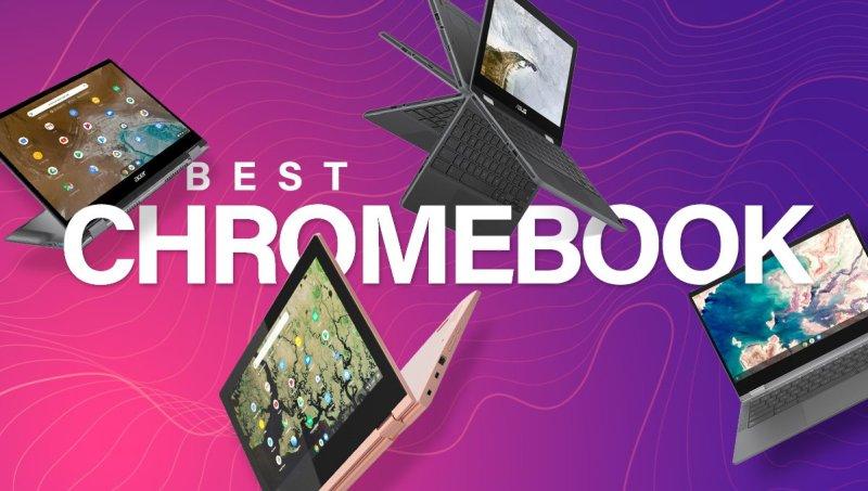 Lenovo Chromebook C340, Lenovo Chromebook Flex 5, ASUS Chromebook Flip C214 and Acer Chromebook Spin 713