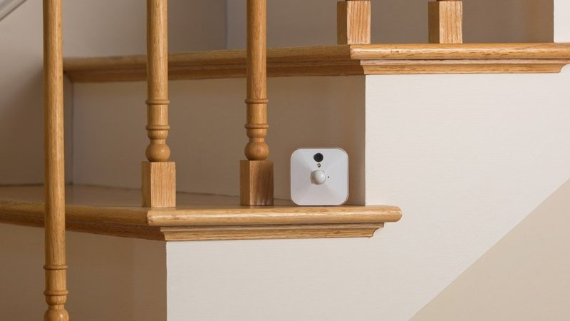Blink Indoor Home Security System Lifestyle