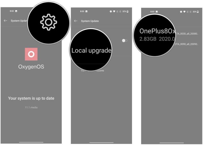 Cách cài đặt OxygenOS 11 trên điện thoại OnePlus của bạn