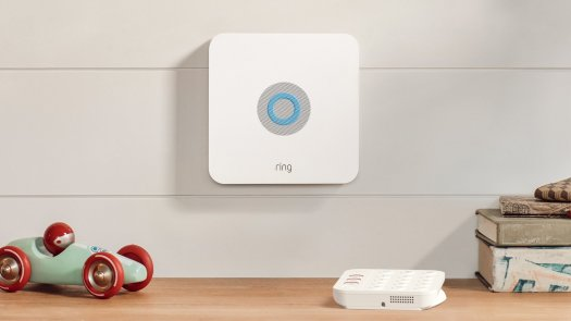 Ring Home Security Lifestyle Hero