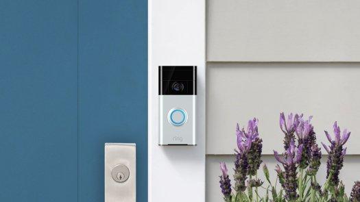 Ring Video Doorbell Gen2 Lifestyle