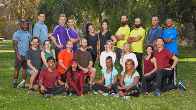 Amazing Race Cast