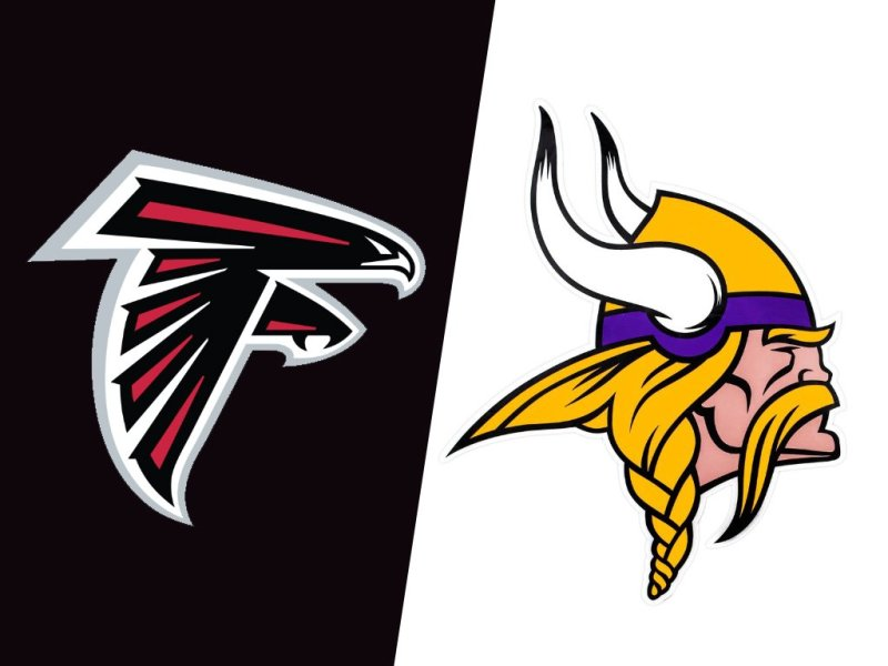 Falcons V Vikings