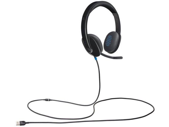 Logitech H540 Usb Computer Headset Render