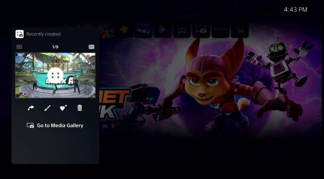 Ps5 Share Screenshot Ui Reveal