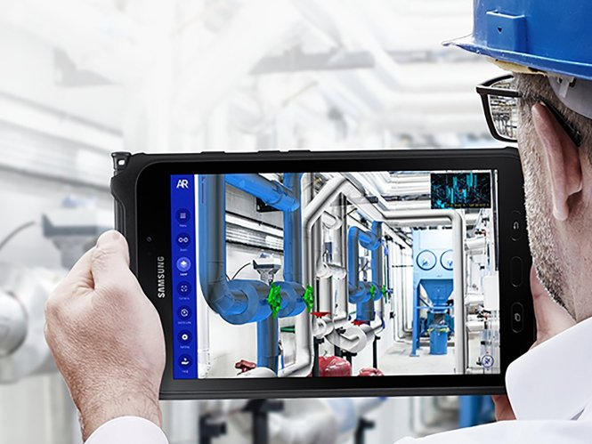 Samsung Galaxy Tab Active 2 Worker