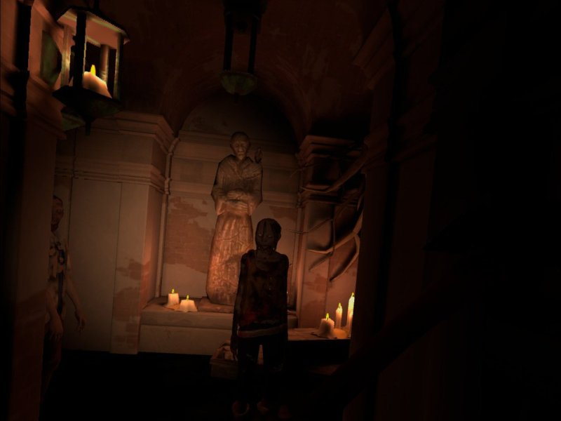The Walking Dead Saints And Sinners Quest 2 Lighting