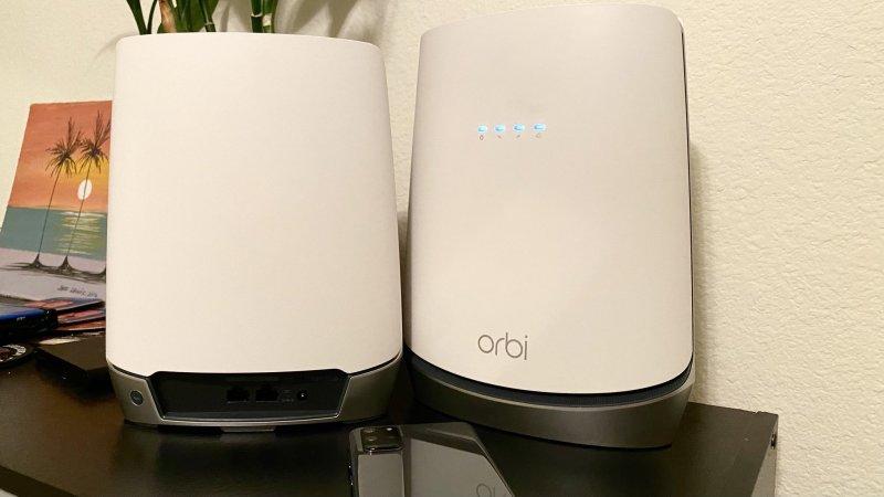 Netgear Orbi Cbk752 Wi-Fi 6 Mesh