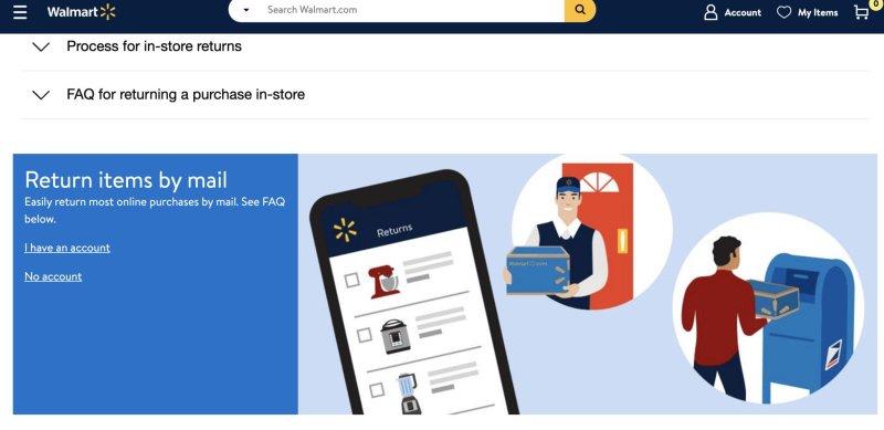 Walmart Gift Return Step
