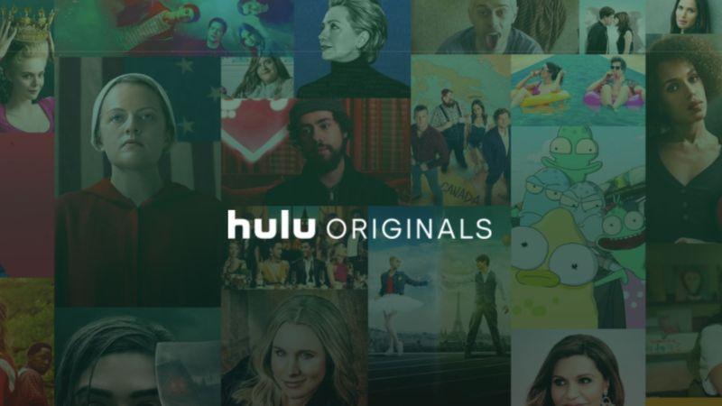 Hulu Originals Header