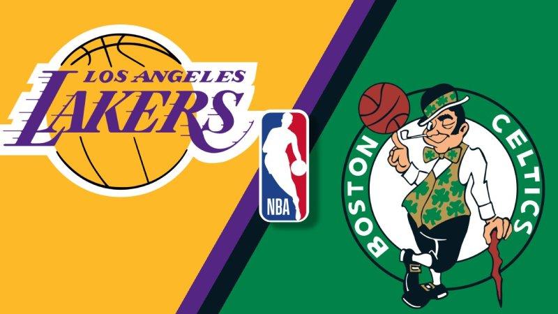 Lakersvsceltics
