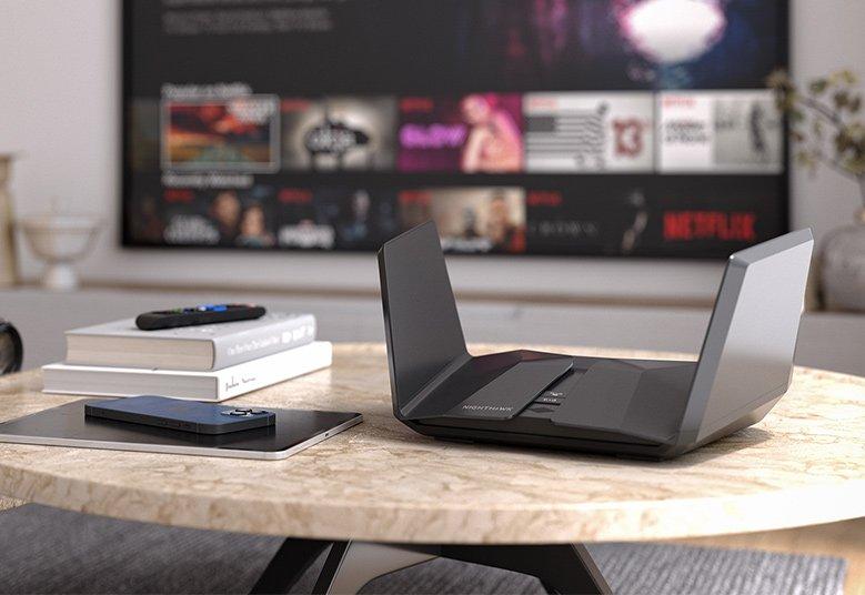 Netgear Nighthawk RAXE500 Wi-Fi 6E
