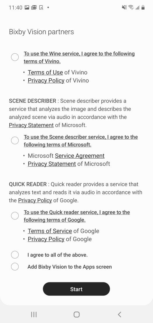 Samsung Camera Mode Bixby Ar Step 4