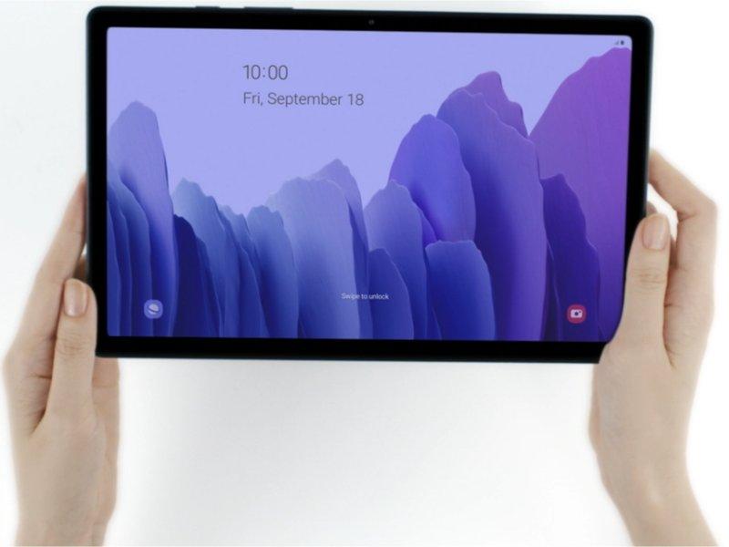 Samsung Tab A7 Lifestyle