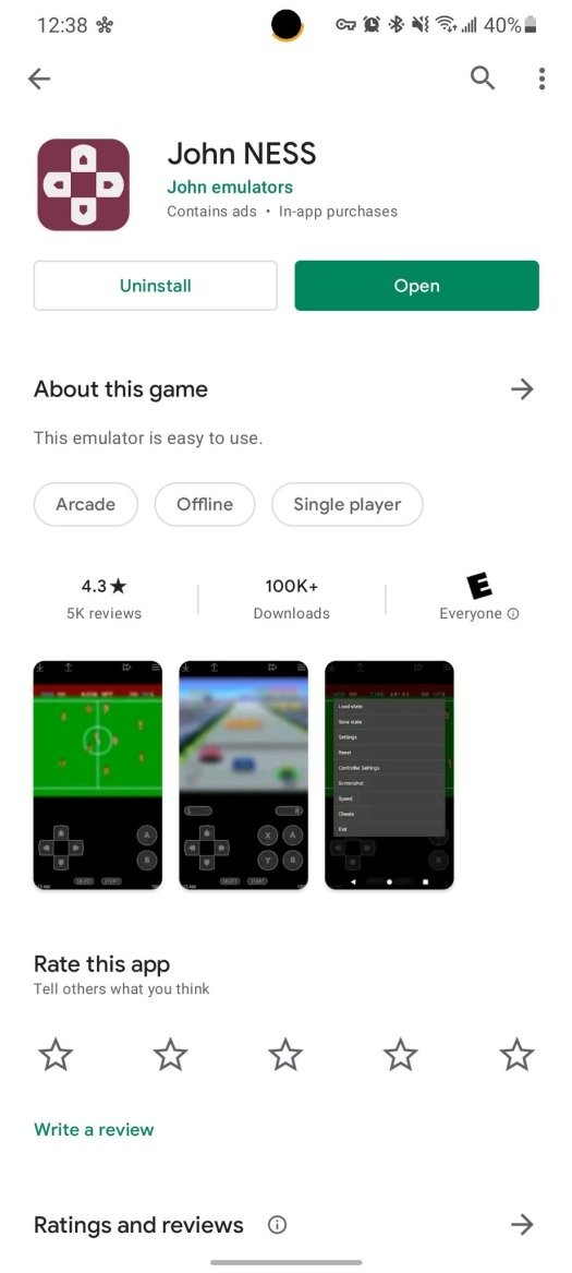 Download John Ness Play Store