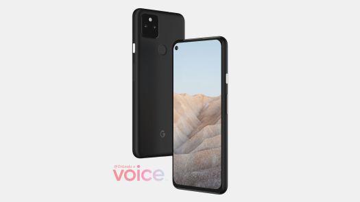 Google Pixel 5a Leak