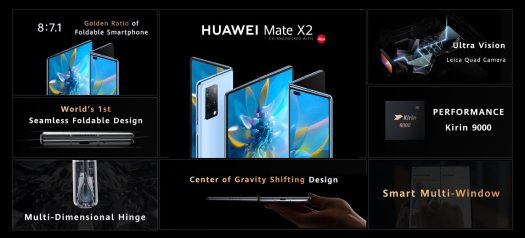 Huawei Mate X2 Overrall