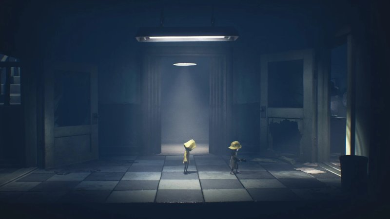 Little Nightmares 2 on Stadia