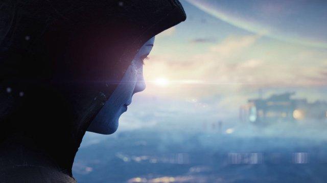 Mass Effect Dec 2020 Liara Maybe